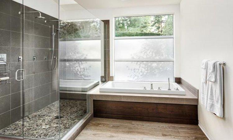 Rénovation complète d'une salle de bain à Monnières